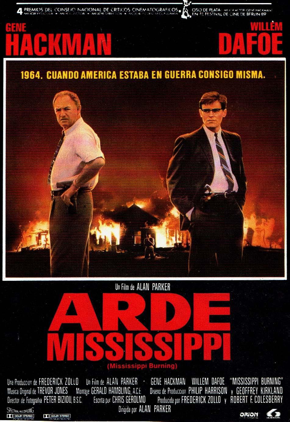 Mississippi Burning  Wikipedia